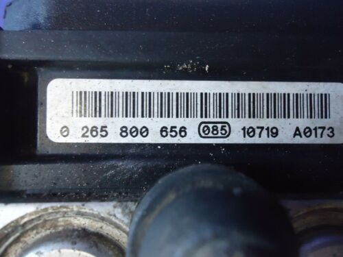 Renault Kangoo Clio Campus Pompe ABS 8200924578 0265232371 0265800656