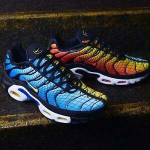 new styles 12fe6 92898 Image is loading Nike-Air-Max-Plus-Tn-GREEDY-Men-039-
