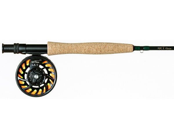NEW TEMPLE FORK OUTFITTERS NXT TF056904 9'  5/6 5/6 5/6 WT 4 PC FLY ROD & REEL COMBO c1db98