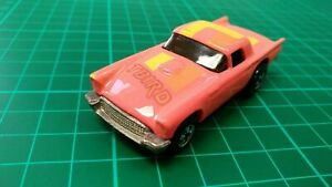 Rare-Vintage-1977-Hot-Wheels-Pink-Ford-Thunderbird-039-57-T-Bird-Diecast-Toy-Car