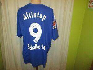 Fc-shalke-04-adidas-camiseta-2002-03-n-9-altintop-autografiada-talla-XL-Top