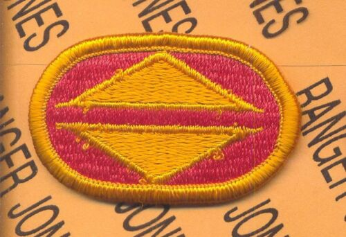 US Army 1st Bn 321st Field Artillery Airborne Flash patch #3