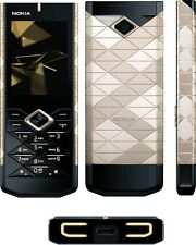 Nokia 7900 Genuine Dummy Phone Not Real Fun for Children New ~7900 Champagne