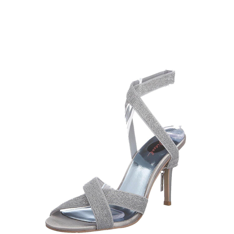 DIESEL DISCO WOMEN Sandale Heel 00YD18 PR862 H2715 GRAY +Neu+ VIOLET / SILVER  +Neu+ GRAY 9eed01