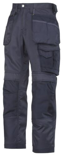 Snickers 3212 Craftsmen Holster Pocket Work Trousers DuraTwill Olive Green