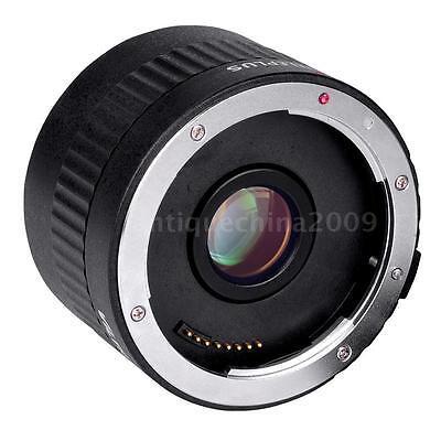 Viltrox C-AF 2X Magnification Teleconverter Extender Auto Focus AF Mount Lens