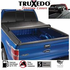 Ford F150 2015 2017 Titanium Hard Rolling Tonneau Bed Cover By Truxedo 997701 For Sale Online Ebay