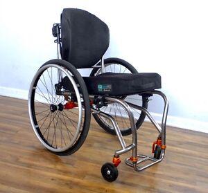 silla de ruedas titanio precio