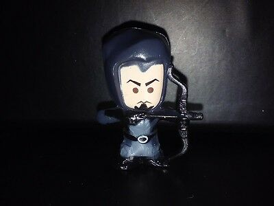 DC Comics Forever Evil OWLMAN Chibis Mini Figure Mint Loose