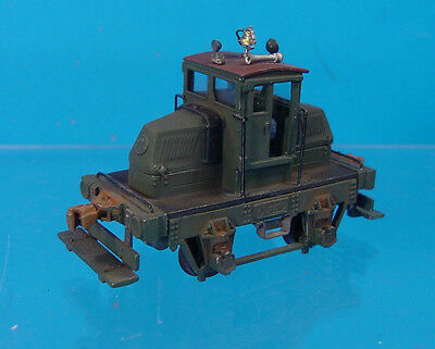 HO WISEMAN MODEL SERVICES MACK BR SPECIAL LOCOMOTIVE 4 WHEEL SWITCHER KIT