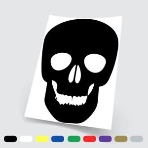Vinyl Stickers Stickers Sticker Skull Skull 5 Auto Moto Notebook PC