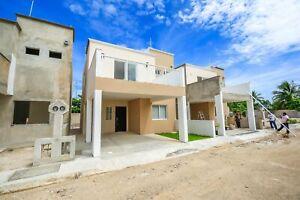 Casa en venta en Residencial Nogales, Campeche, 2 Recámaras