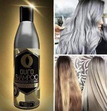 OURO Shampoo Matizador Cabello Rubio o Platinado 8.45 oz