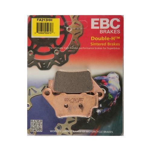 EBC HH Rear Brake Pads for 2009-15 F800 GS GT R S ST S1000RR 93-13 F650 FA213HH