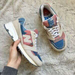 huge selection of 4eadd 698df Details about Concepts x New Balance MD575 - M-80 - Independence Day -  Firecracker July 4th