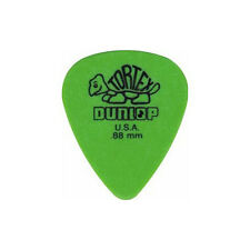 Jim Dunlop 418P88 Dunlop  Tortex Stand. Picks-12 Pk. In Green