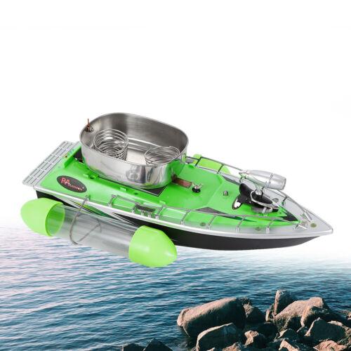 Fernbedienung Schiff Futterboot Fischköder Boot Köder Boot Fisch Finder 300M RC