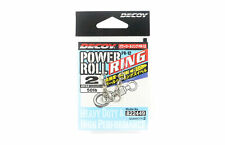 Decoy Pr-12 Power Roll Ring Ball Bearing Swivel With Solid Ring Size 2 - 2449