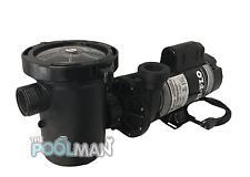 2 HP 2 Speed  Waterway Hi-Flo II Above Ground Swimming Pool Pump w/Cord PH2200-6