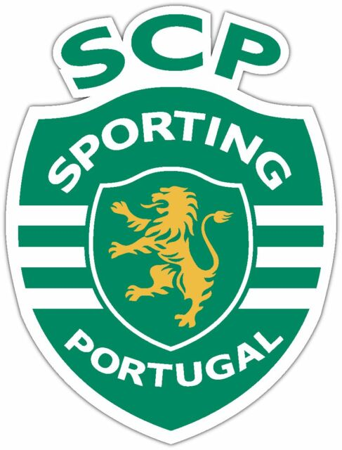 Sporting Fc Portugal Football Soccer Car Bumper Sticker Decal 4x5