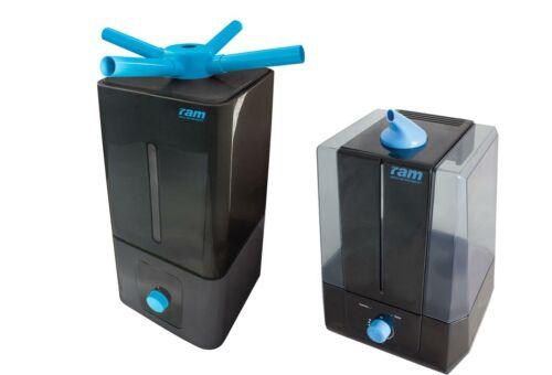 Ram Ultrasonic Humidifier Mist Maker 400ml 1000ml //Hour Hydroponics Grow Room