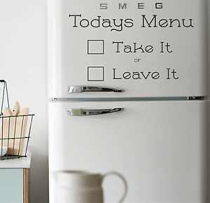 Dettagli su SMEG Frigo SUB ZERO Frigo ADESIVI Diff Dimensioni per adattarsi  a vostro frigo, menu- mostra il titolo originale