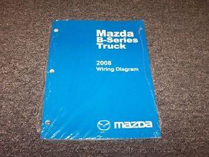 [SCHEMATICS_43NM]  2008 Mazda B4000 B3000 B2300 B-Series Truck Electrical Wiring Diagram  Manual | eBay | Mazda B4000 Wiring Diagram |  | eBay