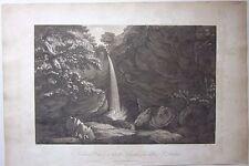 1795 GROTTO & CASCADE S.T ANDREA Beaumont Apostool Saint-André-de-la-Roche Nice