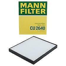 Mann Filter CU2640 Innenraumfilter