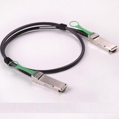 New Arista CAB-Q-Q-1M Twinax Passive Cable in US QSFP to QSFP DAC 1M 40GB QSFP