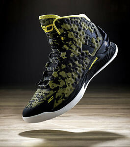 bc302f8d442 Under Armour UA Charged Foam Curry 1 One Steph AWAY MVP Black Taxi ...