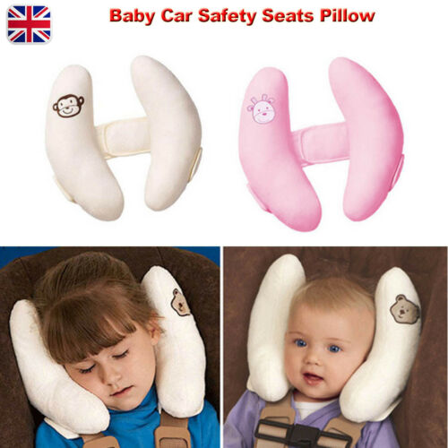 Baby Car Safety Seats Pillow Infant Stroller Head Neck Protection Pillow Toddler