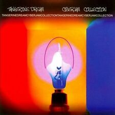 Cyber Jam Collection by Tangerine Dream (CD, Oct-2010, Cleopatra)