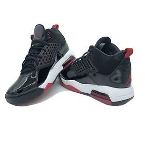 NEW-Men-039-s-Air-Max-Jordan-Maxin-200-Basketball-Shoes-Black-Red-White-CD6107-001