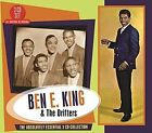 The Absolutely Essential 3 CD Collection by Ben E. King & The Drifters (CD, Sep-2016, 3 Discs, Big 3)