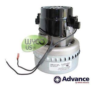 56220045 oem vacuum motor 120v advance aqua spot kent select spot upholstery Advance motor
