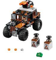 Lego Super Heroes Hazard Heist Crossbones Escape Truck No Minifigures/box 76050