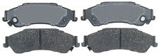 ACDelco Pro Durastop 17D729 Disc Brake Pad, fits Sonoma, Hombre, Bravada, S10