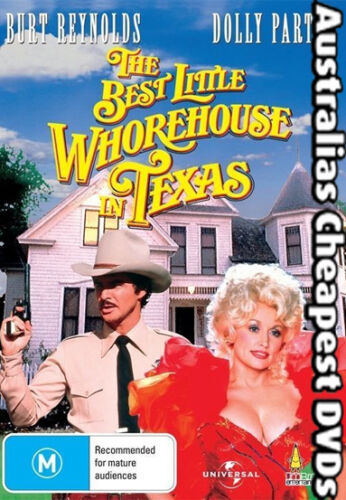 1 of 1 - The Best Little Whorehouse In Texas DVD NEW, FREE POSTAGE WITHIN AUSTRALIA REG 4