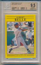 """1991 Fleer Update Albert """"Joey"""" Bell (#U-16) (10 Centerings/3-9.5's) BGS9.5 BGS"""