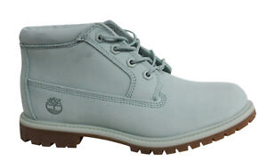 Green Up Timberland D8 in Lace Chukka Stivali Womens Af A1hfn Nellie pelle 4wqw7xOA