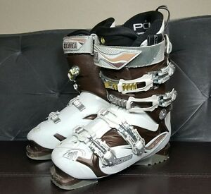 Used Ski Boots >> Details About Tecnica Phoenix 80 Used Women S Ski Boots Size 23 5