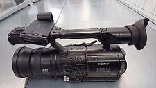 Sony HVR-Z1E Camcorder 3CCD MINI DV HDV HD Professional Digital ad alta definizione