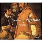 Música en el Quijote y otras obras de Miguel de Cervantes (2017)