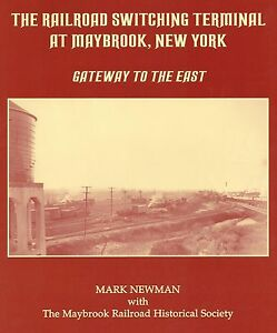 Ferrovia-Switching-Terminal-presso-Maybrook-New-York-Gateway-To-The-Est-Libro