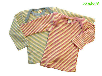 ENGEL T-shirt MERINO WOOL SILK baby infant organic top thermal underwear pajama
