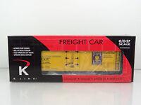 K-line O Scale Ted Maurer Auction Express Wood Sided Reefer K642-9012