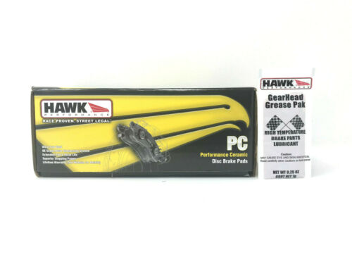 Hawk Ceramic Performance Front Brake Pads For Toyota Tacoma Tundra GX470 4runner