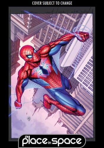 3 #3B VOL SPIDER-MAN COSTUME VARIANT WK26 THANOS