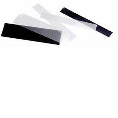 Schwarze Trägerfolie Sf-streifen 217x43 Mm 334104 UnermüDlich Leuchtturm